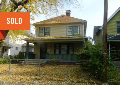 3461 North Kenwood Avenue, Indianapolis, IN 46208