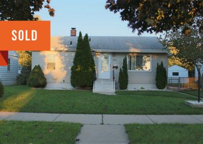 6953 Northcote Avenue, Hammond, IN 46323