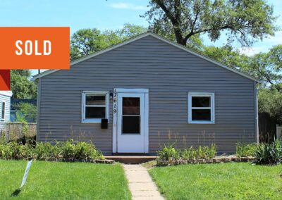 7619 Walnut Avenue, Hammond, IN 46324